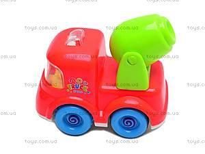 Детская машинка «Стройтехника», 5513A, купить