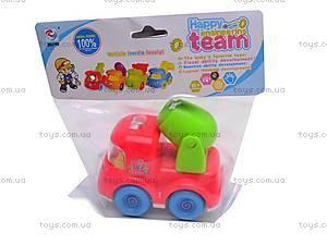 Детская машинка «Стройтехника», 5513A, фото