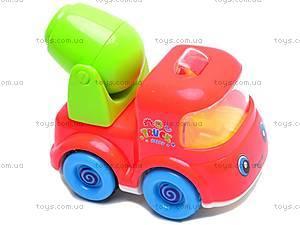 Детская машинка «Стройтехника», 5513A, цена