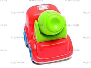 Детская машинка «Стройтехника», 5513A, игрушки