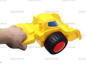 Детская машина «Бульдозер с ручкой», 70400, цена