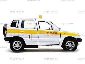 Детская машина Chevrolet Niva «Техпомощь», 42379TA-W, купить