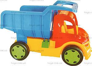 Детская Машина «Геркулес», с лопаткой, 08-801