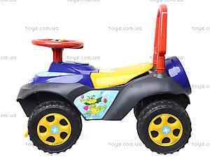 Детская машина-каталка «Автошка», 013117R,U10, детские игрушки