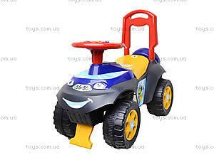 Детская машина-каталка «Автошка», 013117R,U10, toys.com.ua
