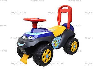 Детская машина-каталка «Автошка», 013117R,U10, toys