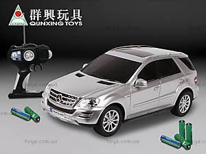Детская машина на радиоуправлении Mercedes-Benz, 300302, отзывы