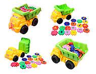 Детская машина «Смайл» с конструктором, 013585, отзывы