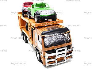 Детская машина «Трейлер», 558A-D5558A-, отзывы