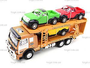 Детская машина «Трейлер», 558A-D5558A-, магазин игрушек