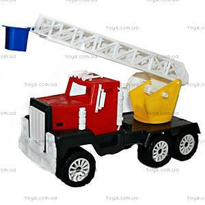 Детская машинка «Аварийка», МГ 136