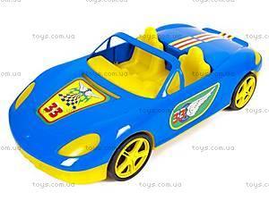 Детская машинка-кабриолет, 07-701-1 N