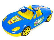 Детская машинка-кабриолет, 07-701-1 N, фото