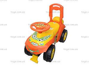 Детская машинка-каталка «Автошка», 013117R,U09, игрушки