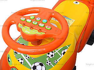 Детская машинка-каталка «Автошка», 013117R,U09, детские игрушки