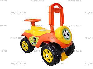 Детская машинка-каталка «Автошка», 013117R,U09, магазин игрушек