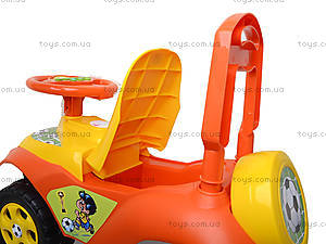Детская машинка-каталка «Автошка», 013117R,U09, toys.com.ua