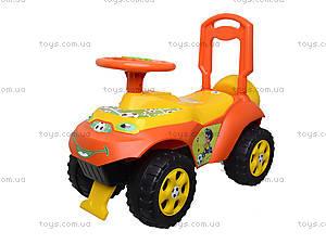 Детская машинка-каталка «Автошка», 013117R,U09, toys