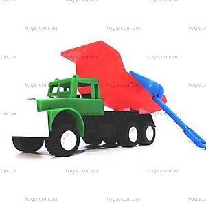 Детская машинка «МАК цветной», МГ 125