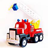 Детская машинка «МАК пожарка», МГ 147
