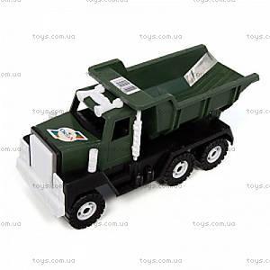 Детская машинка МАК военная, МГ 126