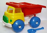 Детская машинка «Макрудер», МГ 124, фото