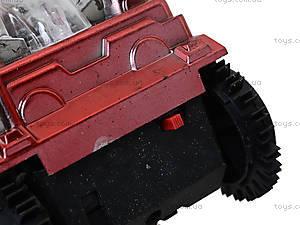 Детская машинка-перевертыш, 688-4, фото