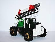 Детская машинка ПУ1, МГ 123, фото