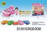 Детская машинка с куклой, 2014-2