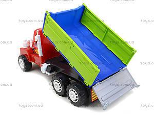 Детская машинка самосвал , 15-006-120, фото