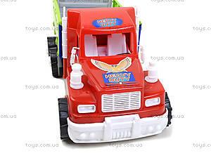 Детская машинка самосвал , 15-006-120, игрушки