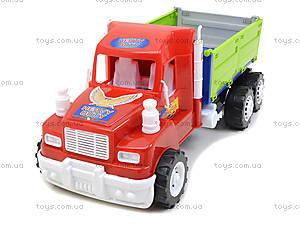 Детская машинка самосвал , 15-006-120, детские игрушки