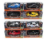 Детская машинка «Sport Car» со световыми и звуковыми эффектами, 501-23, купить