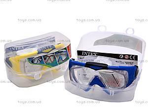 Детская маска для плавания, 55981, отзывы