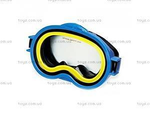Детская маска для плавания с ремешком,