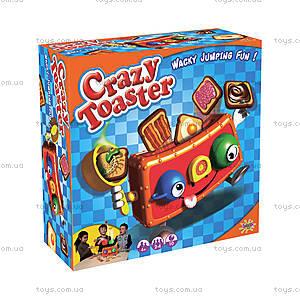Детская механическая игра«Бешеный тостер», ST30106