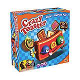 Детская механическая игра«Бешеный тостер», ST30106, фото