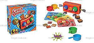 Детская механическая игра«Бешеный тостер», ST30106, купить