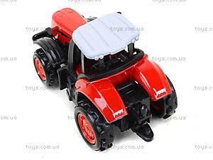 Детская металлическая машина «Трактор», 77031, купить