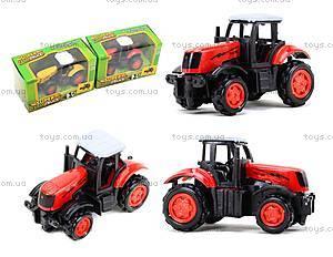 Детская металлическая машина «Трактор», 77031