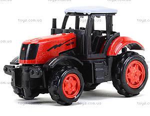 Детская металлическая машина «Трактор», 77031, цена
