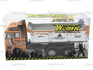 Детская металлическая машинка «Стройка», 9105619088, отзывы