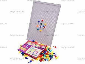Детская мозаика, 205 фишек, 2713