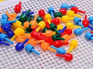 Детская мозаика, 205 фишек, 2713, отзывы