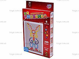 Детская мозаика, 205 фишек, 2713, цена