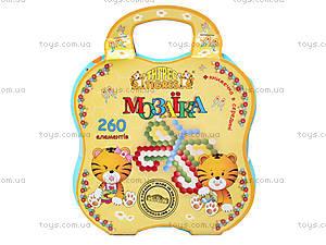 Детская мозаика, 260 элементов, 39113