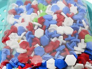 Детская мозаика, 260 элементов, 39113, фото