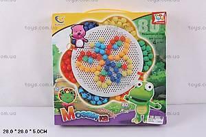 Детская мозаика, 80 фишек, 8018-13