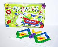 Детская мозаика «Гвоздик», МГ 086