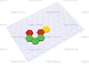 Детская мозаика «Соты», 461, toys.com.ua